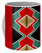 Zig Zag Angles 4 Coffee Mug