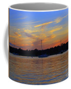 Zig Zag Sky Coffee Mug