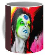 Ziggy Played Guitar Coffee Mug