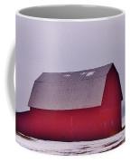 Zink Rd Farm 1 In Winter White Coffee Mug