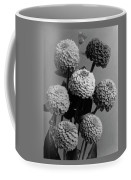 Zinnia Lilliput Flowers Coffee Mug