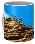 Zion Bighorn Sheep Coffee Mug