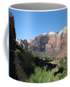 Zion Canyon View Coffee Mug