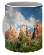 Zion Court Of The Patriarchs Coffee Mug