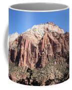 Zion Park Mountainscape Coffee Mug