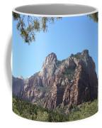 Zion Park Patriach Coffee Mug