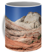 Zion Park - Rock Texture Coffee Mug