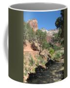 Zion Park - Virgin River Coffee Mug