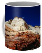 Zions Mount Coffee Mug