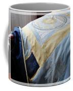 Zodiac Patchwork Quilt Coffee Mug by Barbara Griffin