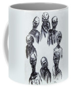 Zombies Coffee Mug