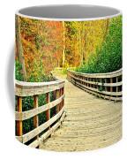 Zoom Zoom Walking Path Coffee Mug