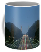 Zoomy Pic Of The Plaza State Capital Pa Coffee Mug