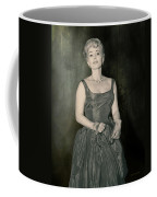Zsazsa Gabor In The 1950's Coffee Mug