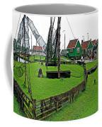 Zuiderzee Open Air Musuem In Enkhuizen-netherlands Coffee Mug