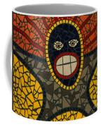Zulu Man Coffee Mug