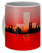 Zurich City Coffee Mug