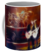 Zztop Recycler Group Fractal Coffee Mug
