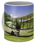 1916 Royal Aircraft F.e.8 World War One Airplane Photo Poster Print Coffee Mug