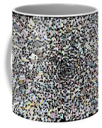 3d Art Abstract Coffee Mug