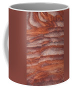 A Close View The Layered Sandstone Coffee Mug by Taylor S. Kennedy