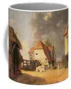 A Scene From 'the Maid Of The Mill' Coffee Mug