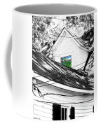 Beauregard Attic Baton Rouge Coffee Mug