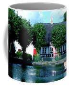 Beauty On Samsoe Island Denmark   Coffee Mug