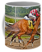 Betting On Number Four Coffee Mug