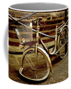 Bicycle Breakdown Coffee Mug