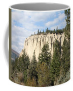 Canadian Rocky Mountain Hoodoos Bc Coffee Mug