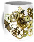Clockwork Mechanism Coffee Mug