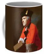 Colonel John Montresor  Coffee Mug by John Singleton Copley