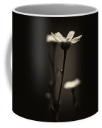 Dark Daisy  Coffee Mug by Stelios Kleanthous