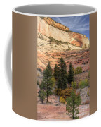 East Zion Canyon Hdr Coffee Mug
