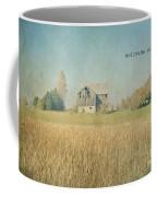 Farm House Solitude Coffee Mug