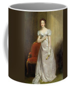 Harriet Smithson As Miss Dorillon Coffee Mug