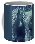 Ice Snow In Austria Mountain   Coffee Mug