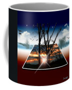 Into Another Dimension  Coffee Mug