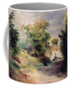 Landscape Near Cagnes Coffee Mug