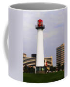 Lions Lighthouse For Sight Coffee Mug