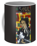 Marley Soul Guitar Coffee Mug