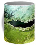 Over A Kansas Lake Coffee Mug