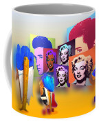Pop Art Pop Up Coffee Mug