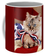 Portrait Of A Patriot Coffee Mug