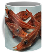 Red Cherry Shrimp In The Market Coffee Mug