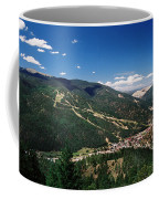 Red River In Summer Coffee Mug