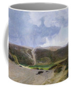 Scandinavian Landscape  Coffee Mug