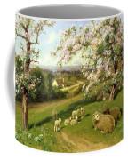 Spring - One Of A Set Of The Four Seasons  Coffee Mug