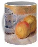 Still Life With Blue Cup Nature Morte A La Tasse Bleue Coffee Mug